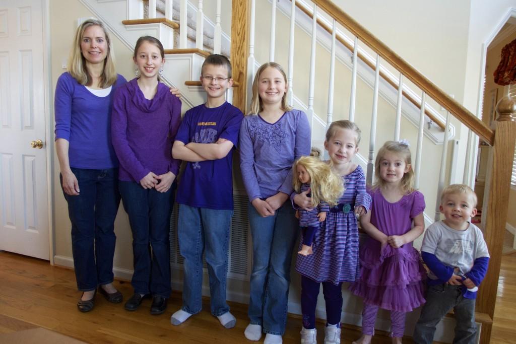 Purple Day 1