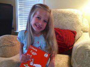 Gabby Reads!