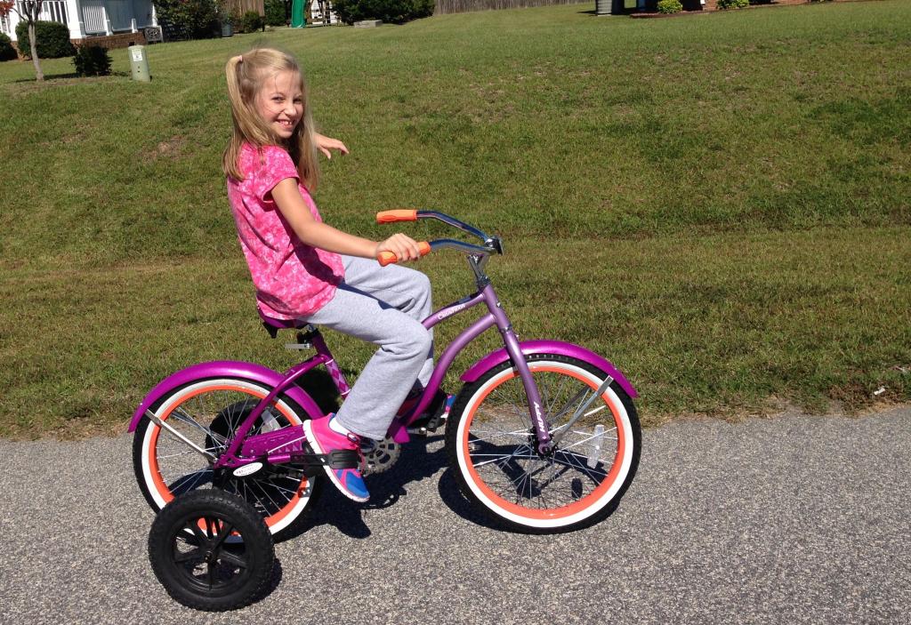 A New Bike!